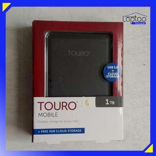 📌SALES @$78!! HGST Touro 1TB External Harddisk!!