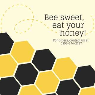 100% Pure Honey from Quezon Province