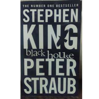 Stephen King & Peter Straub - Black House