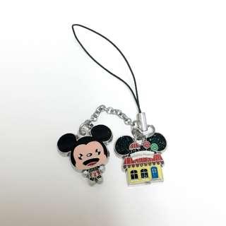【tomato小舖】米奇 吊飾 鑰匙圈 迪士尼 出清 特價 小物