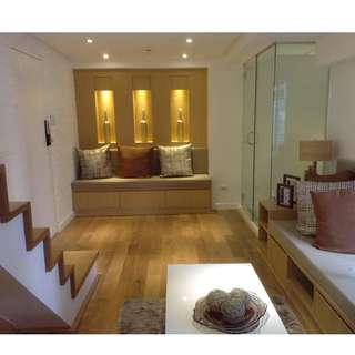 3 Bedroom Combined Unit 90 sqm Condo in Bonifacio Global City BGC Fort Victoria