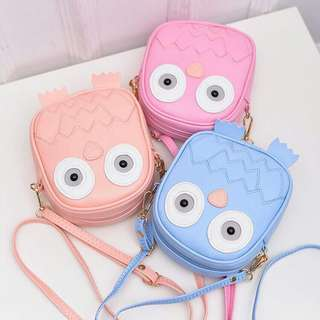 Owl Sling Bag kids