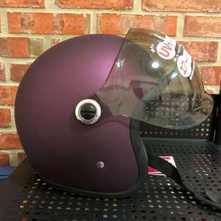 🚚 騎士工廠🔹新品🔸GP-5 GP5泡泡鏡安全帽 復古帽-多色可選#319-送帽袋