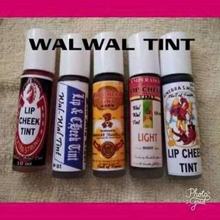 Walwal Tint (85 each)