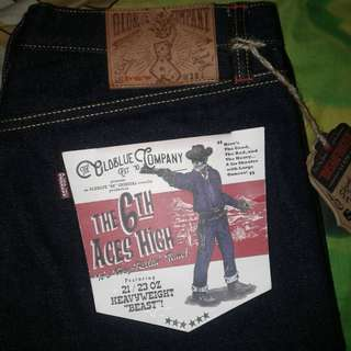 OLDBLUE 6th ACES HIGH (21/23 oz special 6th annivesary)