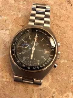 古董omega 自動計時錶(40mm)不議價