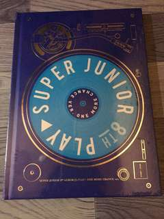 Super Junior PLAY album