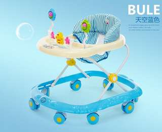 Free delivery baby walker