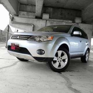 2008 Oulander 4WD