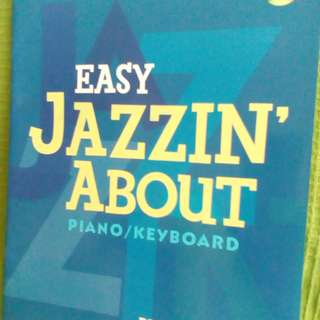 Easy Jazzin About Piano/Keyboard