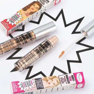 the balm mary dew manizer liquid highlighters / mary dew tube