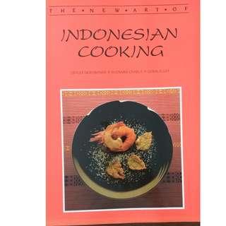 Recipe book - Detlef Skrobanek-Indonesian Cooking
