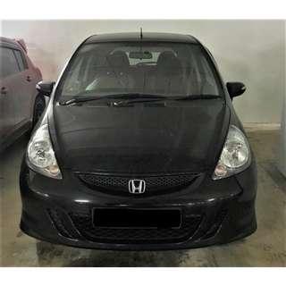 Honda JAZZ Cheap Rental! Grab Friendly*