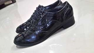 Staccato oxford shoes