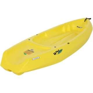 Lifetime Wave Kayak, Yellow