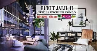 BUKIT JALIL 2 NEW ECO CONDO