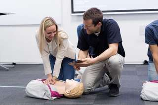 EFR&CPR Certification & Refresh [by PADI]