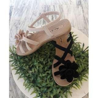 🚚 花花淑女涼鞋