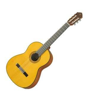 Yamaha Classical Guitar CG142S