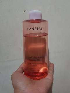 Laneige brightening cleansing oil