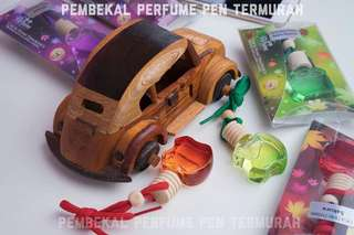 Perfume car