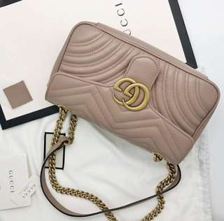 Ready stock Gucci Marmont 26cm