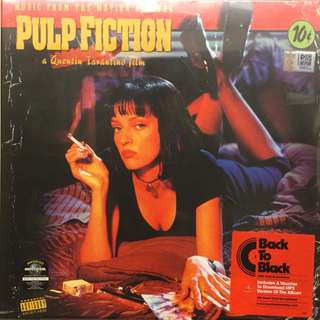 Pulp Fiction soundtrack (Vinyl/Lp)