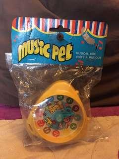 Music pet for kids