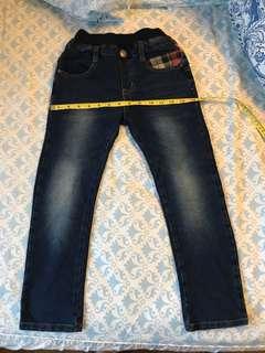 男童長褲 Boys jeans ( 5-6 years old)