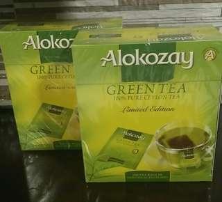 Alokozay Premium Green Tea