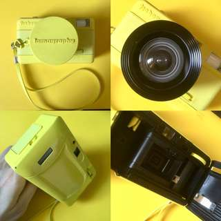 Lomography Fisheye camera魚眼相機