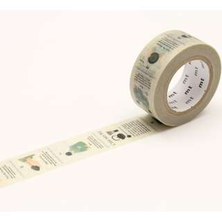 MT Masking Tape (Tea Ceremony) Sample 50cm (Ref No.: 298)