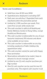 Healthland rm50 voucher by digi