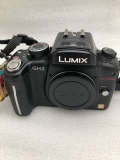 LUMIX GH2 body only