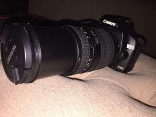 Camera Cannon 500 D