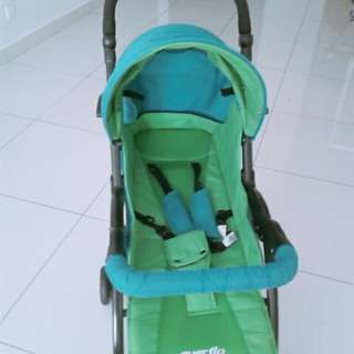 EverFlo Baby Stroller