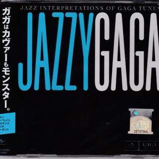 Jazzy Gaga - Jazz Interpretations of Lady Gaga Tunes CD