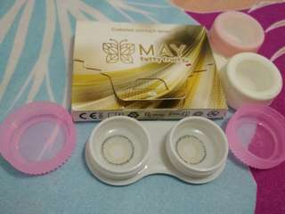 Softlens May Teresa Light Grey