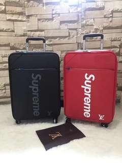 Supreme LV luggage