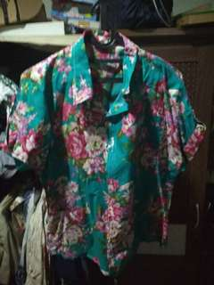 Hawaii Rose shirt for man or women