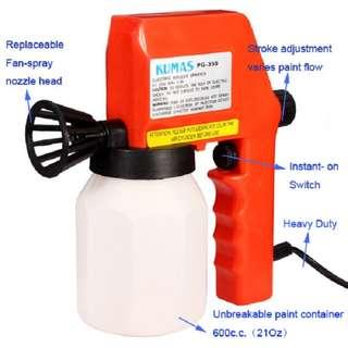 D.I.Y. Home Sprayer Paint Gun