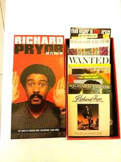 Richard Pryor Recordings