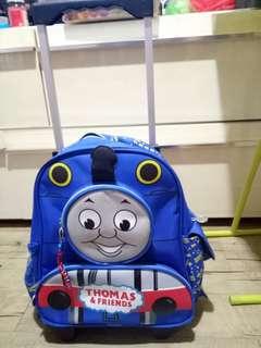 Thomas trolley school bag
