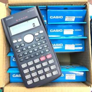 Original Casio Scientific Calculator fx-350MS