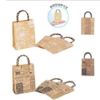禮物小紙袋3個裝