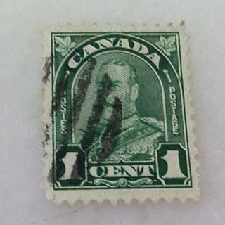 Canada Stamp KGV 1 ¢ Used #1