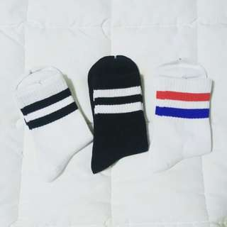 Stripes Iconic Socks