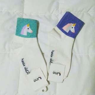 Unicorn Iconic Socks