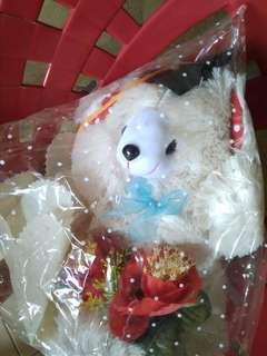 #mausupreme Boneka untuk kado wisuda