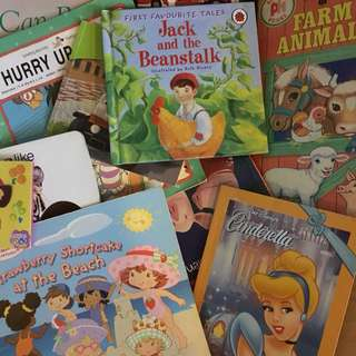 Children Story Books - bundle of 20 books